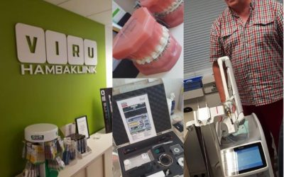NEW FOTONA DENTAL LASER LightWalker IN ESTONIA (rus)